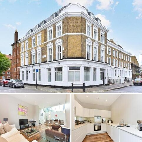 2 bedroom flat for sale - Greyhound Road, Fulham