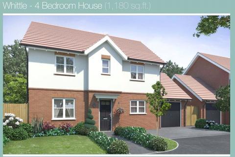 4 bedroom detached house for sale - PLOT 489 WHITTLE PHASE 4, Navigation Point, Cinder Lane, Castleford