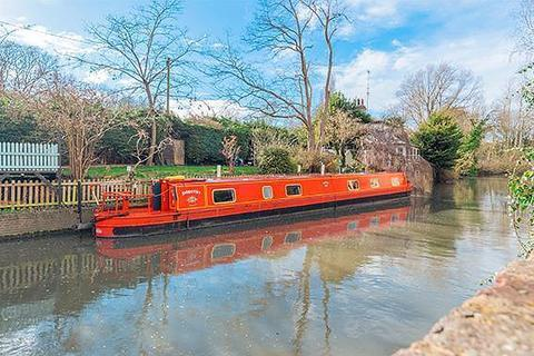 2 bedroom house to rent - Lock Keepers Cottage, Lock 97 River Brent, Hanwell, W7