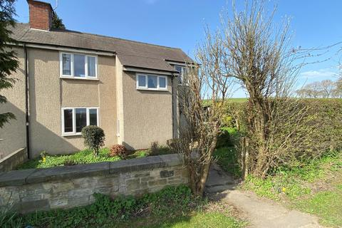 2 bedroom semi-detached house for sale - Derby Road, Wingerworth, Chesterfield, S42 6LX