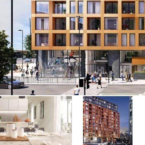 1 bedroom flat for sale - Blackfriars X1 The Landmark, Liverpool Street, Manchester  M5