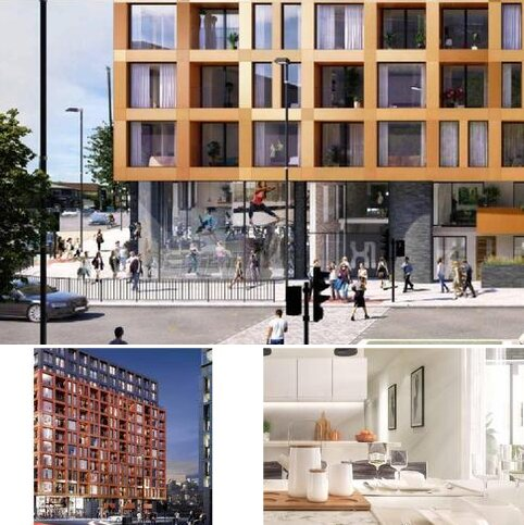 1 bedroom flat for sale - , at X1 The Landmark, Liverpool Street, Manchester  M5