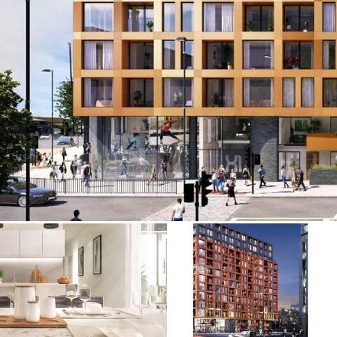 1 bedroom apartment for sale - , at X1 The Landmark, Liverpool Street, Manchester M5