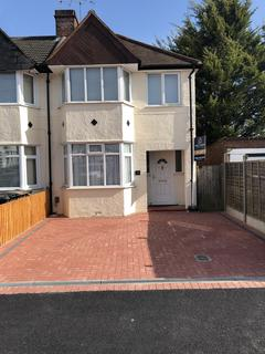 3 bedroom end of terrace house to rent - willow way, luton LU3