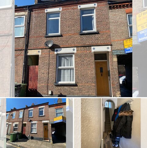 3 bedroom terraced house for sale - Strathmore Ave, Luton Beds LU1