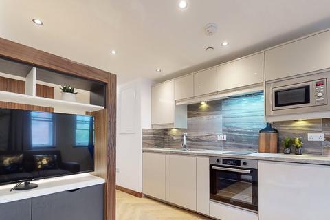 Studio to rent - Minshull Street, Manchester, Greater Manchester