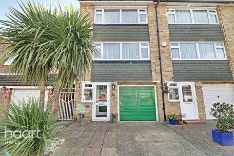 3 bedroom townhouse for sale - Crosier Road, UXBRIDGE
