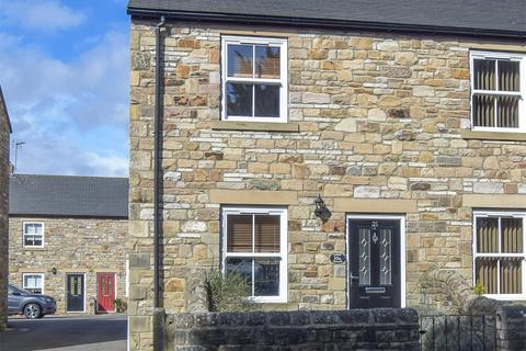 3 bedroom end of terrace house for sale - Victoria Road, Barnard Castle, County Durham, DL12