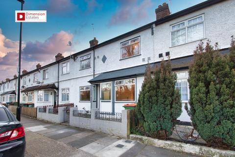 4 bedroom terraced house to rent - Reynolds Avenue, London, E12