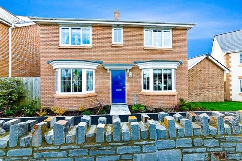 4 bedroom detached house for sale - Heol Senni, Bettws, Newport, NP20