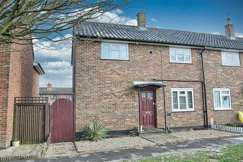 3 bedroom end of terrace house for sale - Beaufort Road, Bordon, Hampshire, GU35