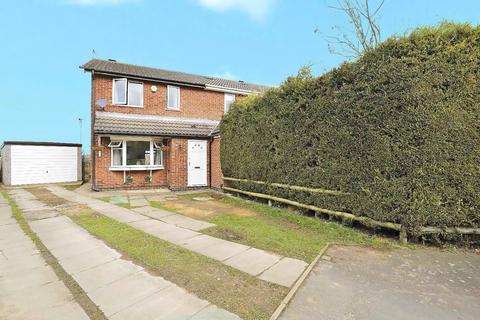 3 bedroom semi-detached house for sale - Sandringham Drive, Grantham, Lincolnshire, NG31