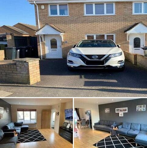 3 bedroom end of terrace house for sale - Bradford Road, Muscliffe, Bournemouth
