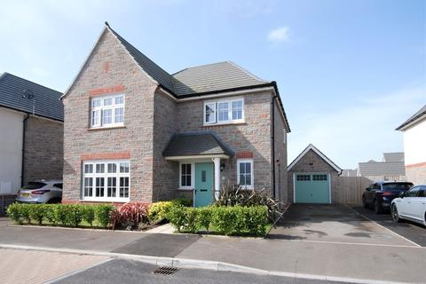 4 bedroom detached house for sale - Cae Newydd, St. Nicholas, Vale of Glamorgan, CF5 6FF