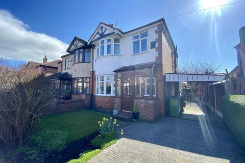 3 bedroom semi-detached house for sale - Cranleigh Drive, Cheadle