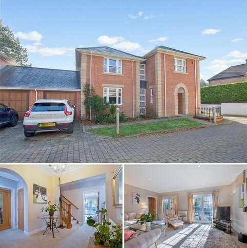 4 bedroom detached house for sale - The Firs, Winchester, Hampshire, SO22
