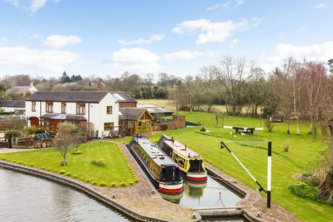 4 bedroom character property for sale - The Boatyard, Boatyard Lane, Barlaston, Stoke-on-Trent, ST12