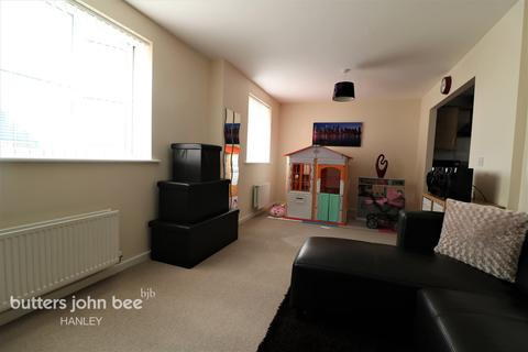 1 bedroom coach house for sale - Longfellow Close, Stoke-On-Trent ST6 8FB