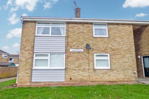 1 bedroom flat for sale - North Ridge, Bedlington, Northumberland, NE22 6EU