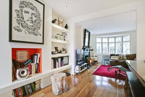 3 bedroom terraced house to rent - Dalgarno Gardens, London, W10