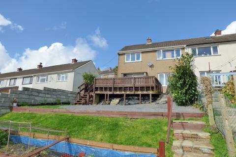 2 bedroom end of terrace house for sale - Belvedere Avenue, Carmarthen, Carmarthenshire