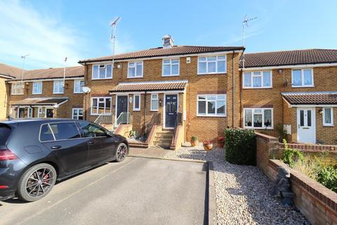 3 bedroom terraced house for sale - Whitwell Close, Barton Hills, Luton, Bedfordshire, LU3 4BS