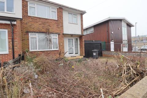 3 bedroom semi-detached house for sale - Hill Rise, Sundon Park, Luton, Bedfordshire, LU3 3EE