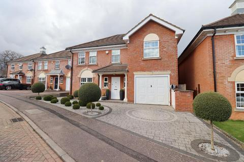 4 bedroom detached house for sale - Hayton Close, Barton Hills, Luton, Bedfordshire, LU3 4HD