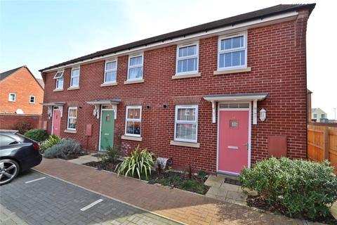 2 bedroom end of terrace house for sale - Panama Lane, Brooklands, MK10