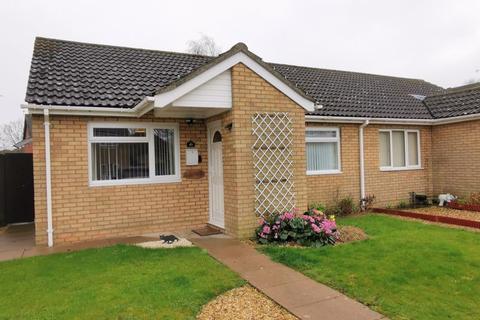 2 bedroom semi-detached bungalow for sale - Garron Close, Aylesbury