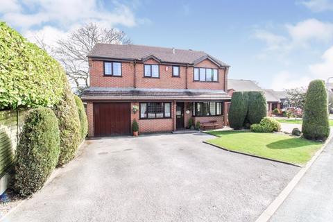 5 bedroom detached house for sale - Sandy Hill, Werrington, ST9