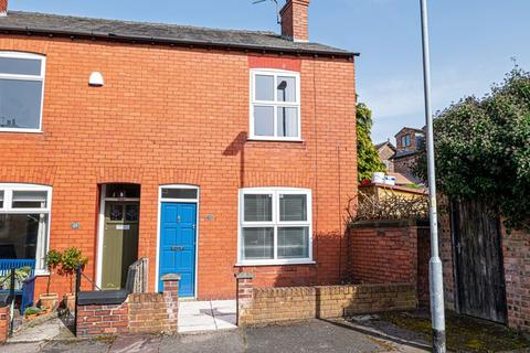 2 bedroom end of terrace house to rent - Ellison Street, Stockton Heath
