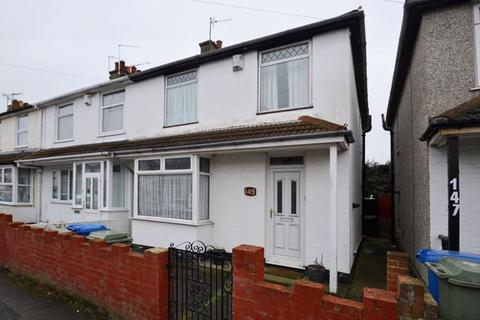 3 bedroom end of terrace house for sale - Coronation Road, Sheerness
