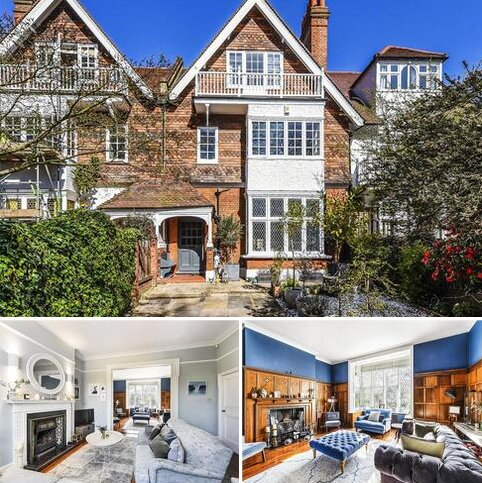 5 bedroom terraced house for sale - South Parade, Chiswick, London, W4