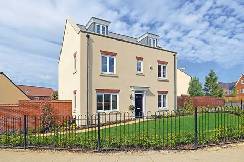5 bedroom detached house for sale - Plot 117, The Lutyens at Hawkswood, Pioneer Way, Kingsmere, Bicester, Oxfordshire OX26