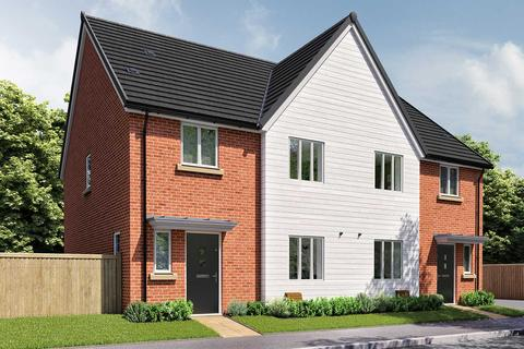 3 bedroom terraced house for sale - Plot 178, The Chilham Variant at Fox Hill, Gamble Mead, Fox Hill, Haywards Heath, West Sussex RH16