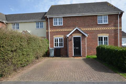 2 bedroom terraced house for sale - Bramble Grove, Stamford, PE9