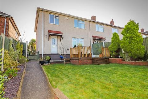 3 bedroom end of terrace house for sale - Manor Court Road, Bolsover, Chesterfield