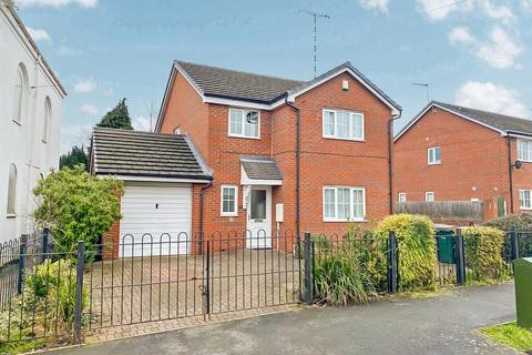 4 bedroom detached house to rent - Lentons Lane,Aldermans Green,Coventry, CV2 1NY