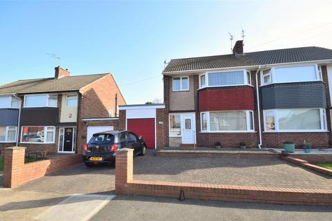 3 bedroom semi-detached house for sale - St. Christophers Road, Elstob Farm, Sunderland