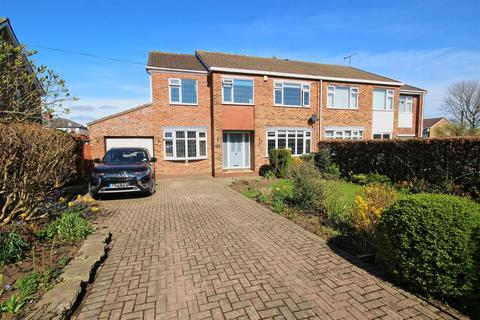 4 bedroom semi-detached house for sale - Bellfield Drive, Willerby, Hull
