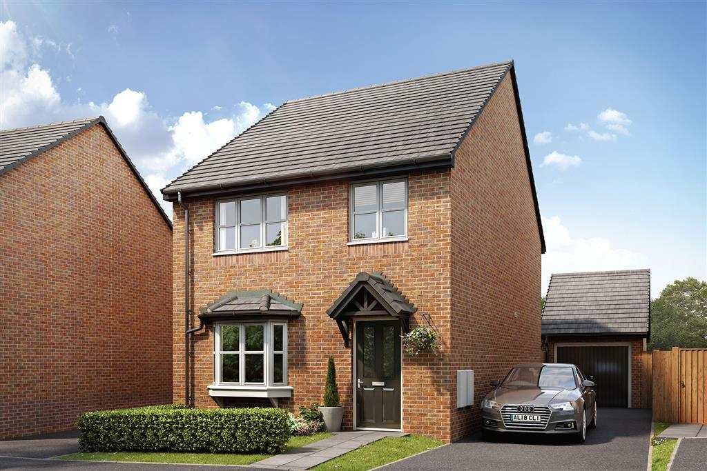 CGI of how your Lydford might look