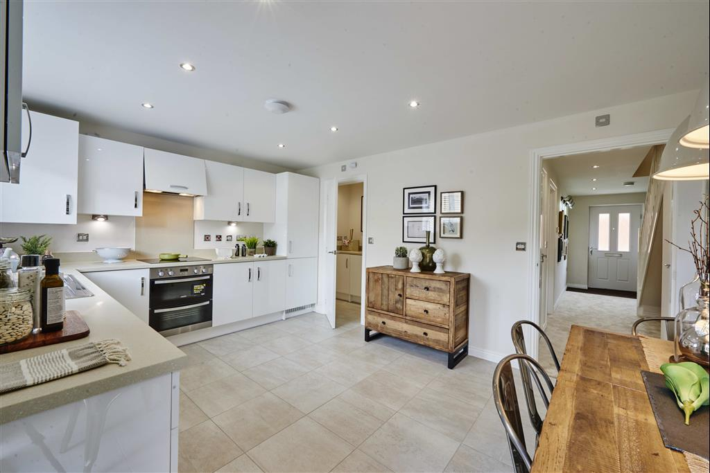Kitchen designs to choose from