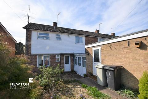 3 bedroom end of terrace house for sale - Grampian Way, Oakham