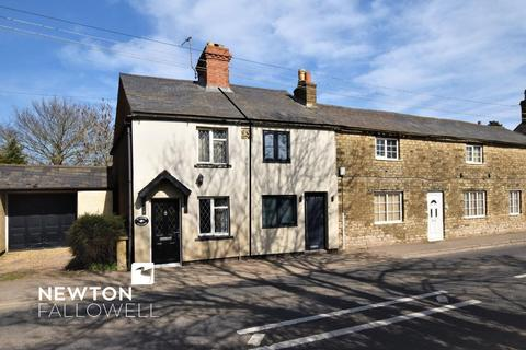 2 bedroom end of terrace house for sale - Main Road, Glaston, Rutland