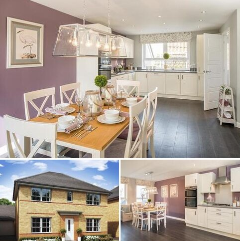 4 bedroom detached house for sale - Plot 105, Thornton at Morgan's Meadow, Heol Ty-Maen, Bridgend, BRIDGEND CF31