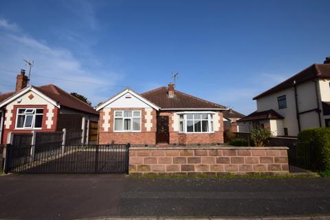 3 bedroom bungalow for sale - Hillcrest Road, Chaddesden, Derby, DE21