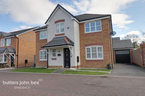 4 bedroom detached house for sale - Orchard Place, SANDBACH