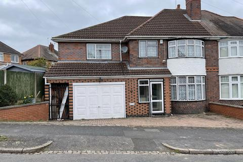 4 bedroom semi-detached house for sale - Kingswood Avenue, Leicester, Leicestershire, LE3