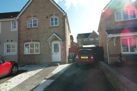 3 bedroom end of terrace house for sale - St. Peters Avenue, Llanharan, Pontyclun, CF72 9UQ